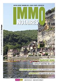 Les Magazines D Informations Et D Annonces Immobilieres Des Notaires